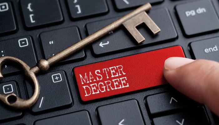 Коначна ранг листа – Масстер струковне студије