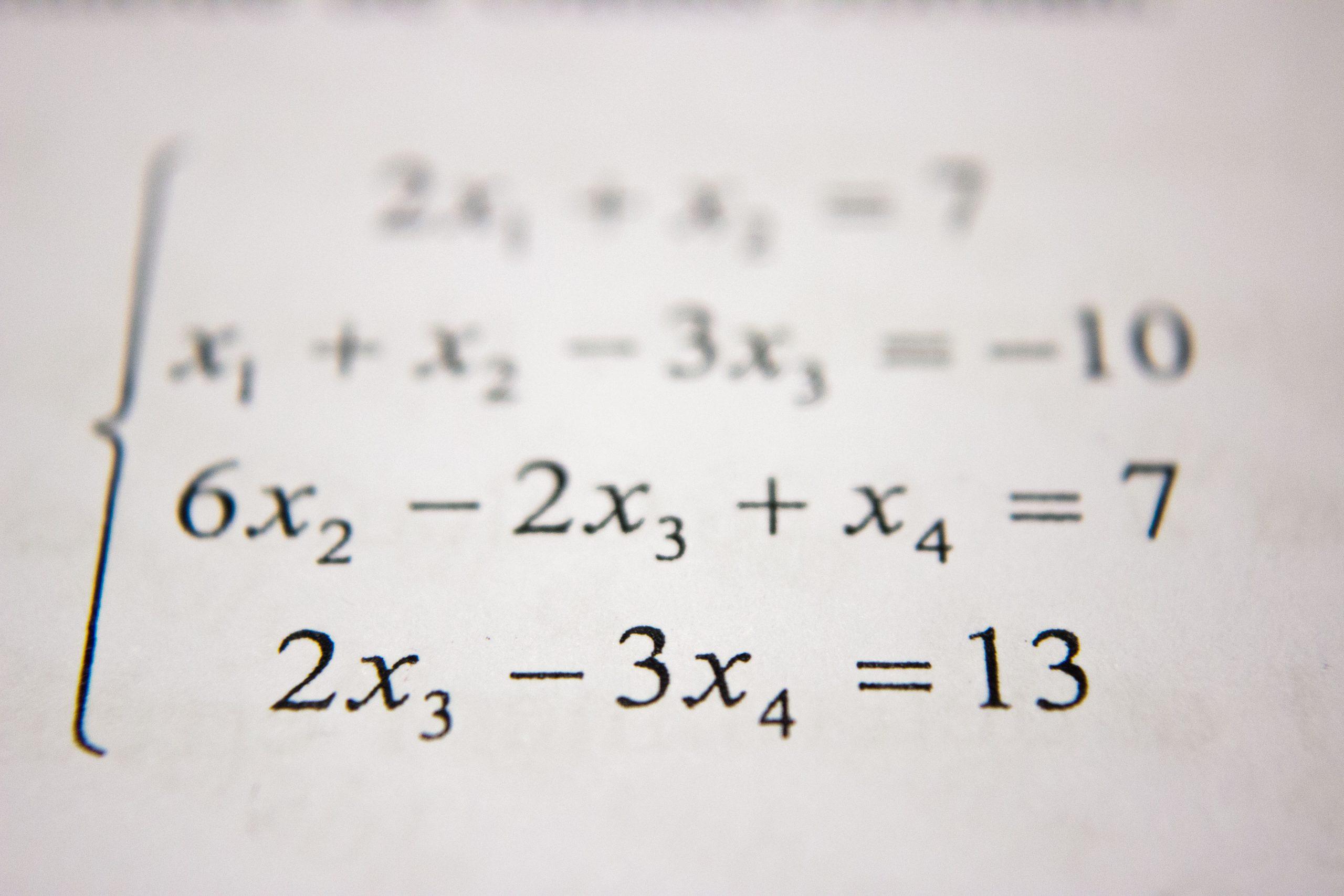 Пробни тест из Математике